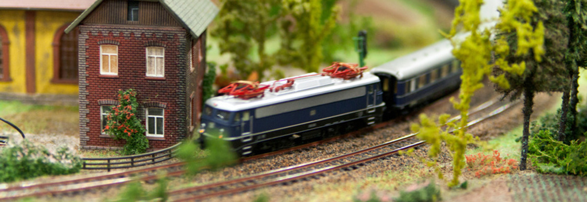 Slider Modellbahn