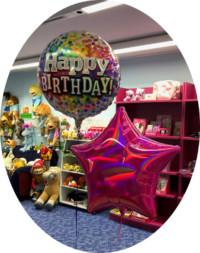 Heliumballons bei Hohls