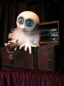 Puppentheater Noldin, das kleine Gespenst