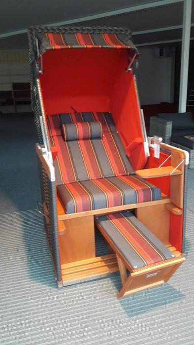 HOHLS Strandkorb 1-Sitzer 2020