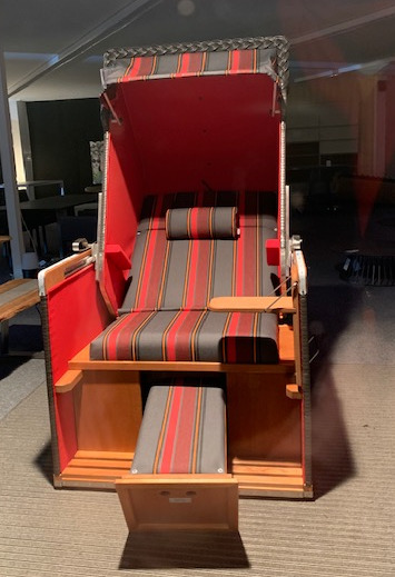 Sonnenpartner Strandkorb Konsul 1-Sitzer
